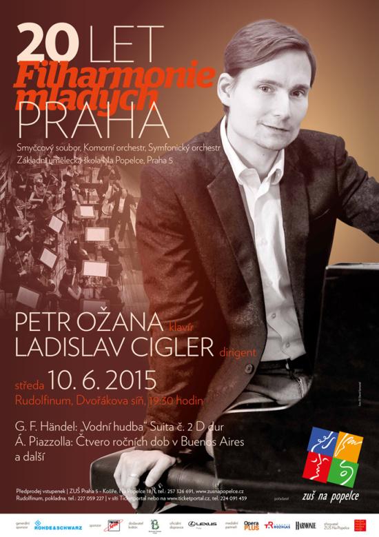 Filharmonie mladých Praha-koncert